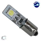 Λαμπτήρας LED Βa9s Can Bus με 2 SMD 5050 Ψυχρό Λευκό GloboStar 78340