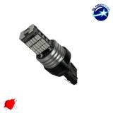 Λαμπτήρας LED T20 7443 με 45 SMD Can Bus 10-30v 4014 Κόκκινο GloboStar 40198