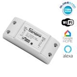 SONOFF Basic Smart Home Switch WiFi - Ασύρματος Έξυπνος Διακόπτης GloboStar 48455