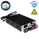 Controller για Εύκαμπτο Φωτιζόμενο Καλώδιο Neon έως 100 Μέτρα 12 Volt DC GloboStar 08013