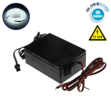 Controller για Εύκαμπτο Φωτιζόμενο Καλώδιο Neon έως 30 Μέτρα 12 Volt DC GloboStar 08014