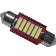 Σωληνωτός LED 36mm 12v Can Bus με 6 SMD 7020 6000k GloboStar 55871