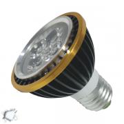 Λαμπτήρας E27 PAR20 5x1 Watt Ψυχρό Λευκό GloboStar 88967