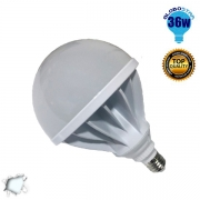 Λαμπτήρας E27 High Bay LED 36 Watt Ψυχρό Λευκό 6000k GloboStar 55557
