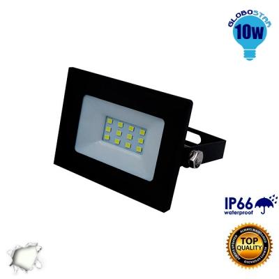 Προβολέας LED Slim Pad 10 Watt 230v Ημέρας GloboStar 11112
